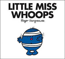 Little Miss Whoops | Roger Hargreaves | Story Book | New | Free Post | Cheap