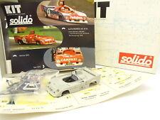 Solido Kit à Monter 1/43 - Alfa Romeo 33 TT 12 Monza - Nurburgring - SPA 1975