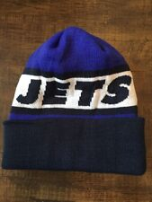 NHL Beanie Winnipeg Jets Brand New Never Worn-Free S/H (C)