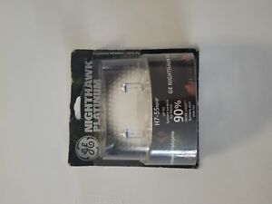 Headlight Bulb-Nighthawk Platinum Twin Blister Pack Headlight Bulb GE Lighting