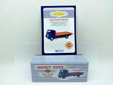 Atlas Dinky 512 Guy Flat Truck - Mint + Sealed Box + Certificate
