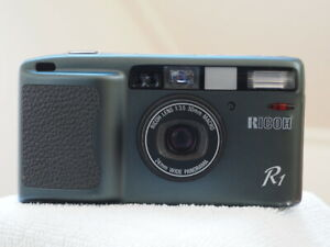 Ricoh R1 35mm Film Compact Camera, Used.