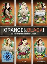 5 DVDs * ORANGE IS THE NEW BLACK - STAFFEL 3 # NEU OVP /