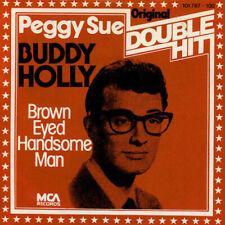 "Buddy Holly - Peggy Sue - 7"" Vinyl *Unplayed* (MCA) 1980"