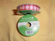 NEW - Dovecraft Grosgrain Creative Ribban 2m (x1) a
