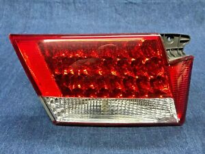 2006 2007 2008 2009 Hyundai Azera Inner Left Side Tail Light Lamp Assembly