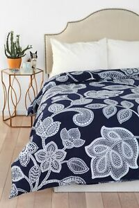 New Urban Outfitters Plum & Bow Sugarplum Lace Duvet Cover Twin XL MSRP: $128