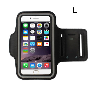 5 - 7inch Outdoor Sports Phone Holder Armband Case for Samsung Gym Running Phone