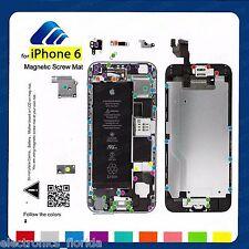 Magnetic Screw Mat Repair Pad Tool Guide Screw Holder Mat for iPhone 6  b397