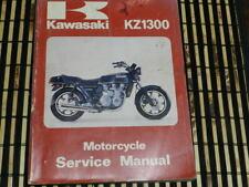 KAWASAKI KZ1300 SERVICE MANUAL