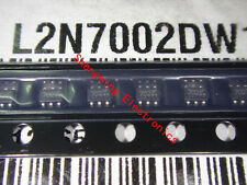 100PCS 2N7002DW 2N7002 702 SOT-363-6