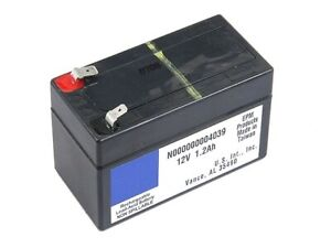 For Mercedes Benz W164 W251 CL550 Auxiliary Battery 1.2AH GENUINE 000000004039