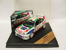 T14/032 VITESSE / TOYOTA COROLLA WRC N°5 WINNER MONTE CARLO 1998 1/43