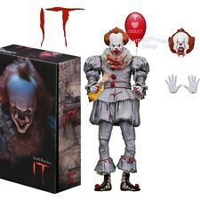 Figura Neca Pennywise IT 18 cm with box.