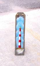 Slat Wall art, Assateague VA. Lighthouse Nautical decor beach art lighthouses