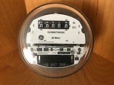 GE General Electric 200 Kilowatt Hour Meter 720X070016
