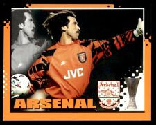 Merlin Premier League Kick Off 1997-1998 David Seaman (Arsenal) No. 92