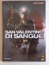 DVD - SAN VALENTINO DI SANGUE - 2009 VERSIONE NOLEGGIO -  A8
