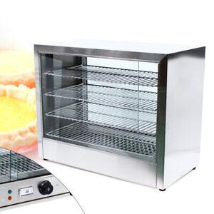 1000W Heiße Theke Wärmetheke Warmhaltevitrine Warmevitrine Warmhaltetheke DE