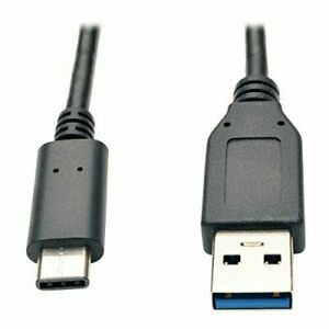 TRIPP LITE MASTER-POWER U428-003-G2 3FT USB CABLE USB-C TO UCB-A