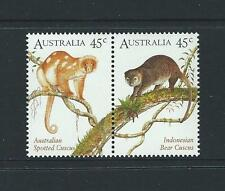 AUSTRALIA 1996 Australia - Indonesia Joint Issue Set MNH (SG 1586a)