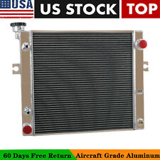🔥3 Row Aluminum Radiator for Hyster/Yale Forklift 580021191 8508901 2043720
