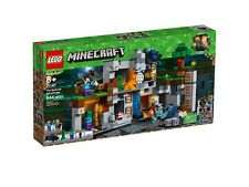 LEGO® Minecraft™ 21147 Abenteuer in den Felsen - NEU & OVP -