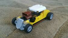 LEGO City Hot Rod Custom. Yellow with White Roof   - 60048 - No Box/Figs