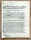1962 Eddie Foy Jr and Desilu Productions Fair Exchange Television Show Contract
