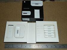 Apple Dock Universal Kit de control remoto IR Genuino iPod Docking Station MB125G/A Desktop