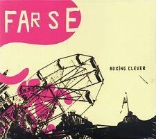Farse - Boxing Clever (2002 Album + Bonus Track) Ska-Punk (2013 CD) Digipak