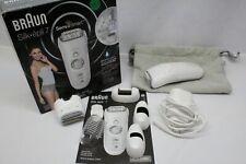 Braun Silk Epil 7 Wet & Dry Cordless Epilator 7-880 light use perfect condition