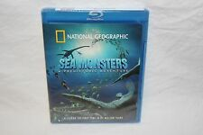 National Geographic Sea Monsters A Prehistoric Adventure Blu-Ray Disc New Sealed