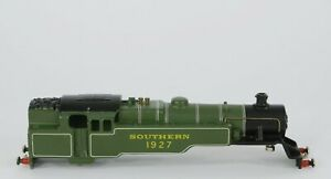 WRENN W2245 SOUTHERN 2-6-4 TANK LOCO. BODY WITH CHASSIS FIXING SCREW