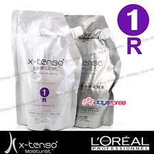 L'OREAL X-Tenso Natural Resistant Hair (1R) 400ml + Neutralising Cream 400ml