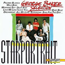 GEORGE BAKER SELECTION : STARPORTRAIT / CD - NEUWERTIG