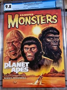 Famous Monsters of Filmland #275 CGC 9.8  !! Mint!   HIGHEST GRADED!