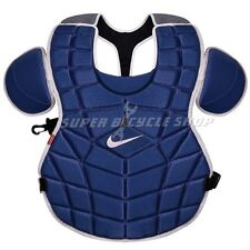 "NIKE DE3539 Chest Protector With Padding 16"" Inch , Navy"