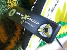 "Tour Issue Tour ID Odyssey MXM #2 33"" Putter BONUS 2x10G 2X20G Weight Kit Wrench"