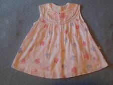 Pipiniko Gorgeous Little Girls Teddy Print Dress, Size 12-18 Months
