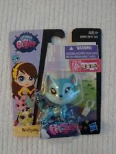 Littlest Pet Shop Wolfgang North #3806 New in Package Stocking Stuffer