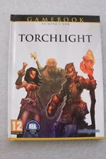 Gamebook - Torchlight  PC DVD