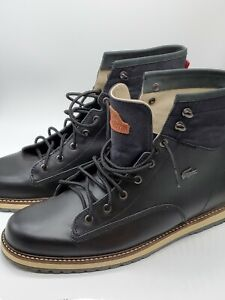 Lacoste Monserate leather boots