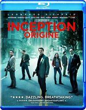 Inception (Blu-Ray Disc, 2010)