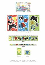 Xbox Party supplies. 5 Piece Gaming Stationery Set