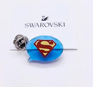 New 100% SWAROVSKI DC Comics Superman Logo Magnet Display Pin Deco 5557488