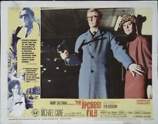 The Ipcress File Lobby Card #1 1965 Michael Caine