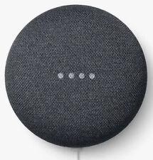 Google Nest Mini - 2nd Generation - Charcoal John Lewis  2 Year Warranty