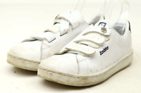 Lotto Boys UK Size 6 White Leather Trainers