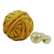 1kg Mustard Mammoth® Giant Super Chunky Extreme Arm Knitting Acrylic Huge Yarn